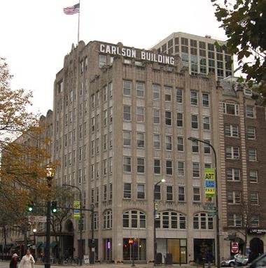 Carlson Building Evanston