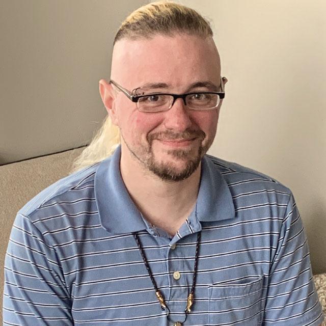 Dr. Ethan Stark